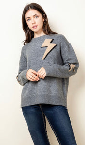 Lightning Bolt Sweater