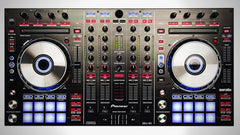 DJ controller DDJSX Rental with Serato DJ - LA Area