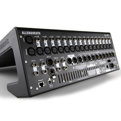 .Allen & Heath Qu-16 Rackmountable Compact Digital Mixer