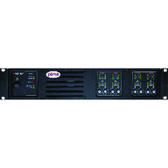 Ashly PEMA 8250.70 8 X 250W@70V Power Amplifier w/Matrix & DSP