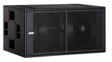 DB Technologies DVA S30N Active Subwoofer 2x18
