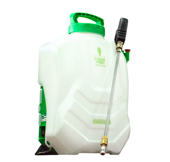 Strom 18 Volt 4 Gallon Backpack Sprayer