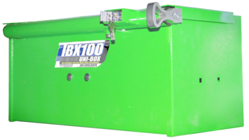 Uni-Box Tool/Storage Box (FOR OPEN/ENCLOSED TRAILERS)