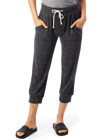 Eco Cropped Jogger