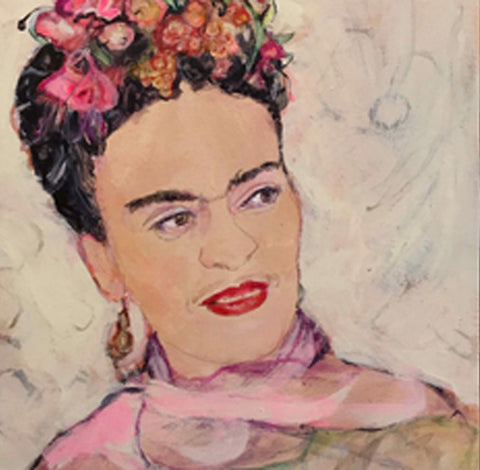 Frida Kahlo by Jenny Belin