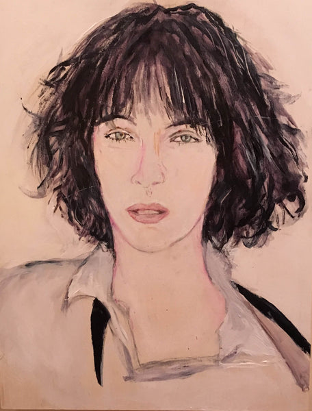 Patti Smith by Jenny Belin