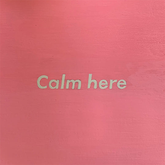 Sam Tripodi, Pink is...Calm