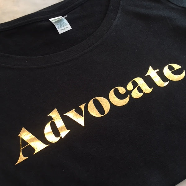 ADVOCATE – ALLY – ACCOMPLICE
