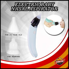 Load image into Gallery viewer, Baby electric nasal aspirator