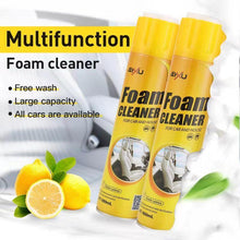 Load image into Gallery viewer, 2pcs Multi-Functional Foam Cleaner + FREE Micro Fiber Cloth