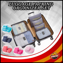 Load image into Gallery viewer, Luggage Packing Organizer Set
