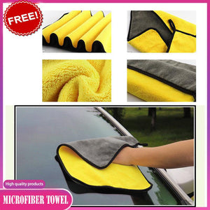 2pcs Multi-Functional Foam Cleaner + FREE Micro Fiber Cloth