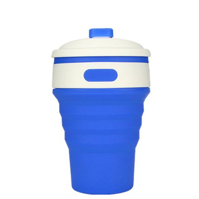Silicone Reusable Cup