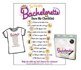 Unveiled - Bachelorette Party Game