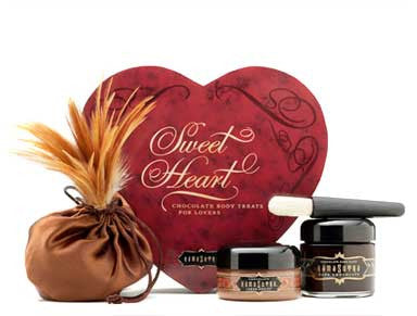 Chocolate Sweet Heart Box