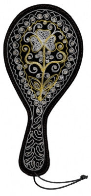 Embroidered Paddle