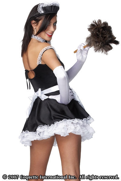 Frisky French Maid Outfit