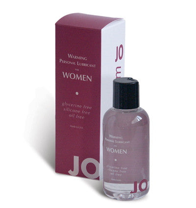 JO Women's Agape (no Glycerin, Silicon or Oil) Warming