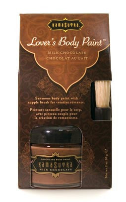 Lover's Body Paint