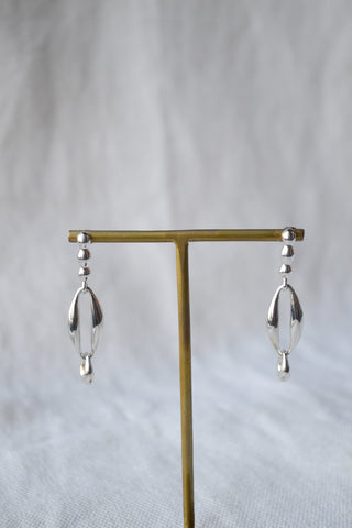 Silver Thana Earrings