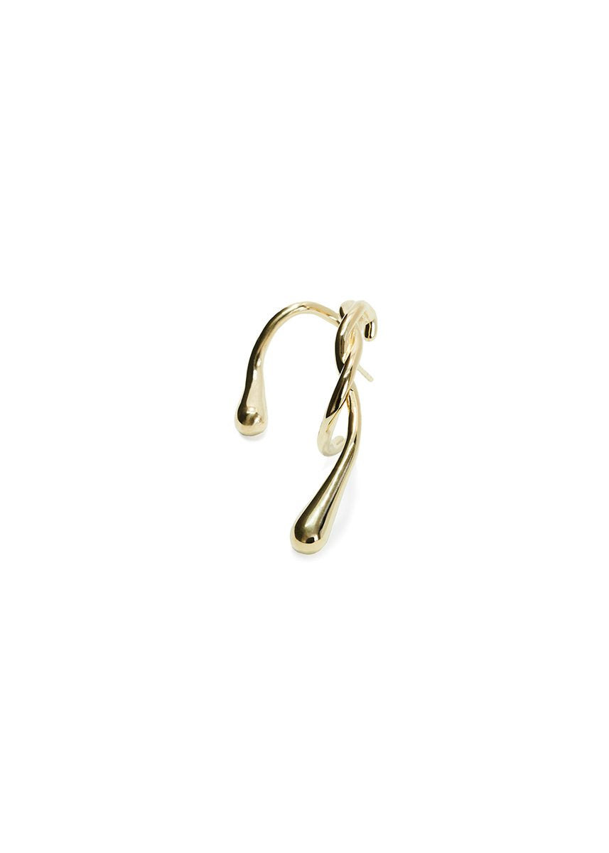 Eila Gold Earpiece