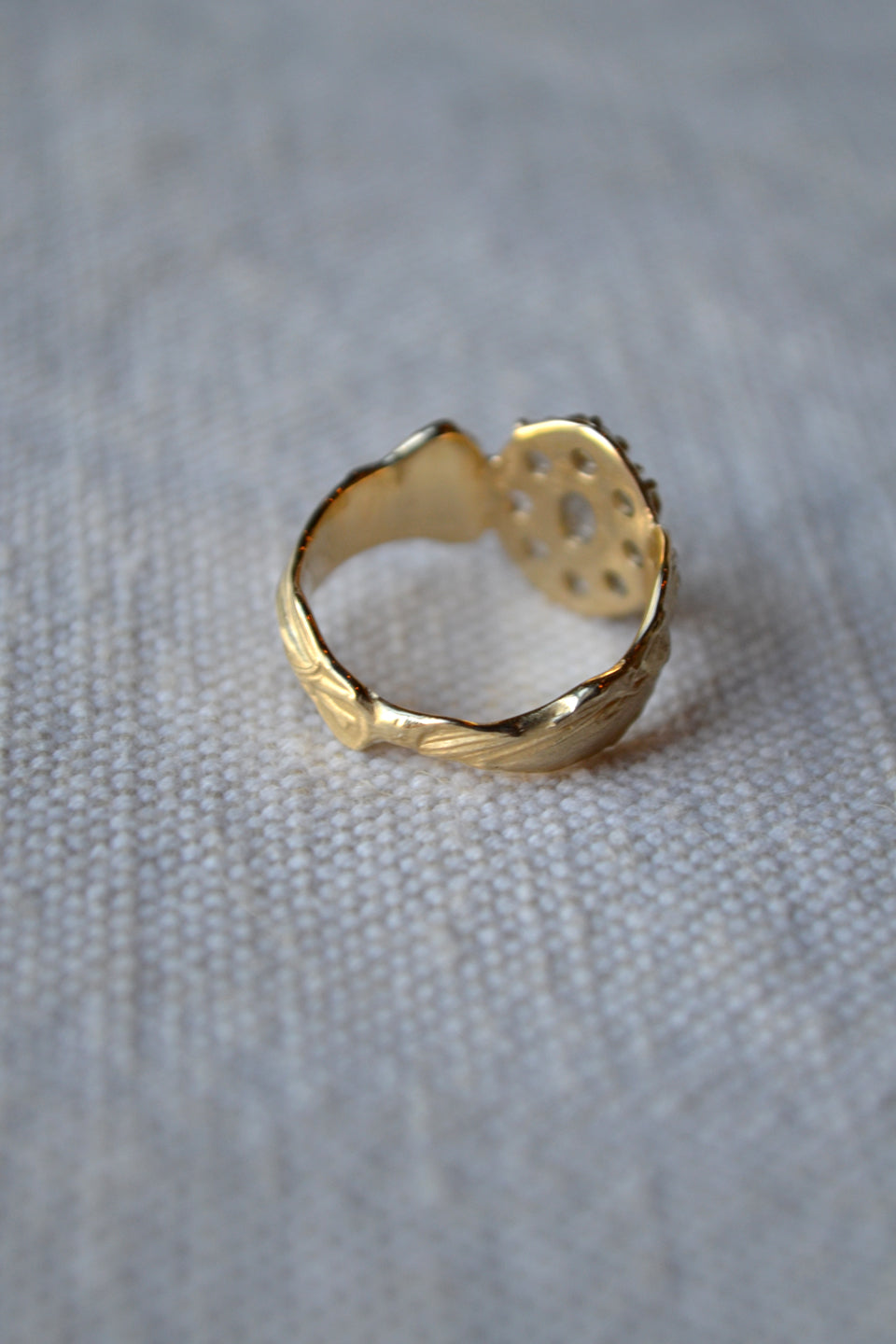 Diamond Slice Ring