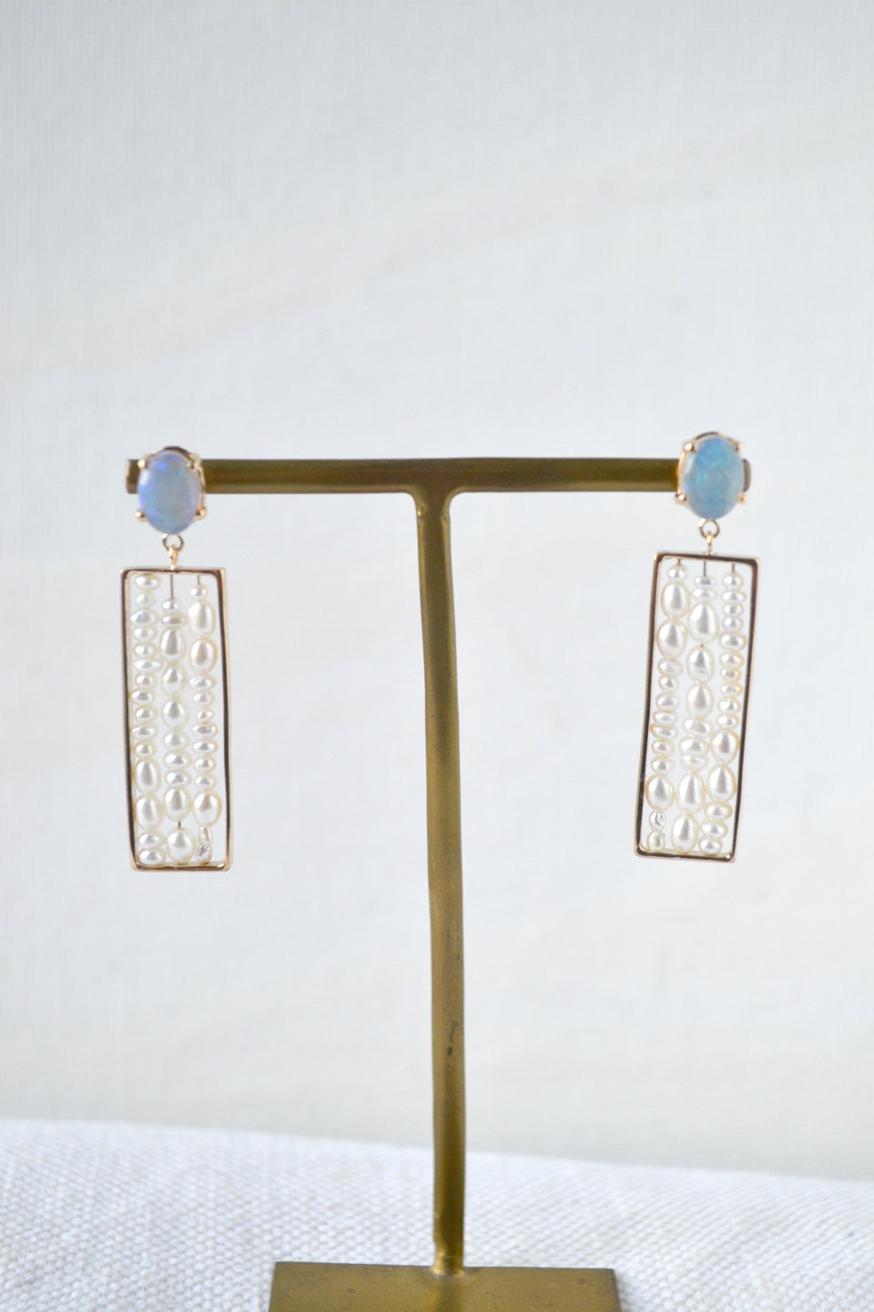Long Metaphor Earrings