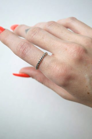 Eternity Bezel Ring
