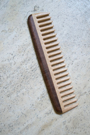 Legno Wide Teeth Comb