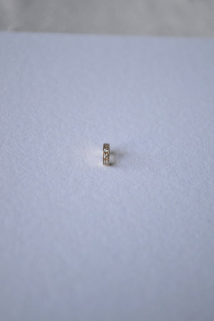 Ana Diamond Stud Earring