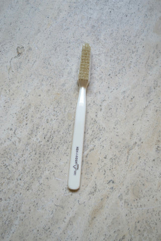 1930 Natural Bristle Toothbrush