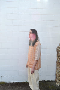 Brass Kentra Earrings