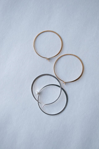 L Round Hoops