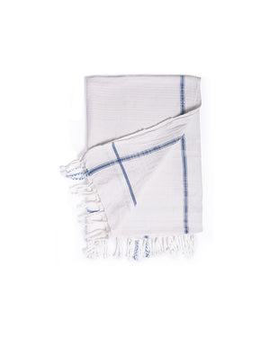 Texture Stripe Cotton Towels