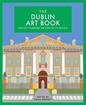 My paintings featured in The Dublin Art Book