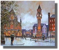 Browse Limerick Paintings Collection