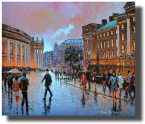 Browse College Green Paintings Collection