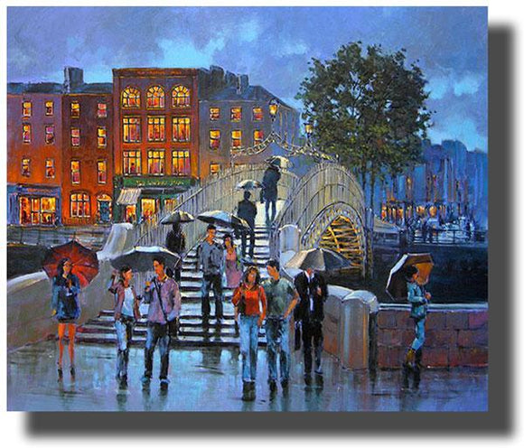 Browse Halfpenny Bridge Paintings Collection