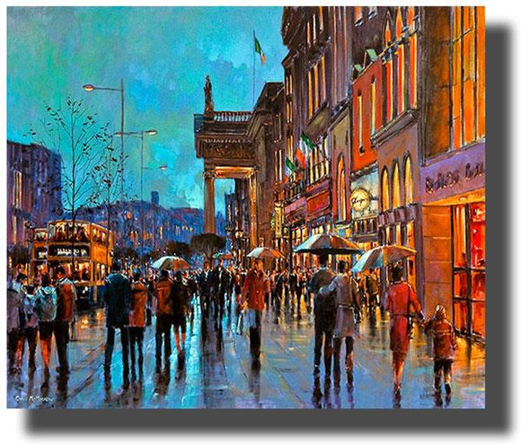Browse O'Connell Street Paintings Collection