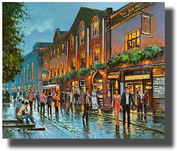 Browse Temple Bar Paintings Collection