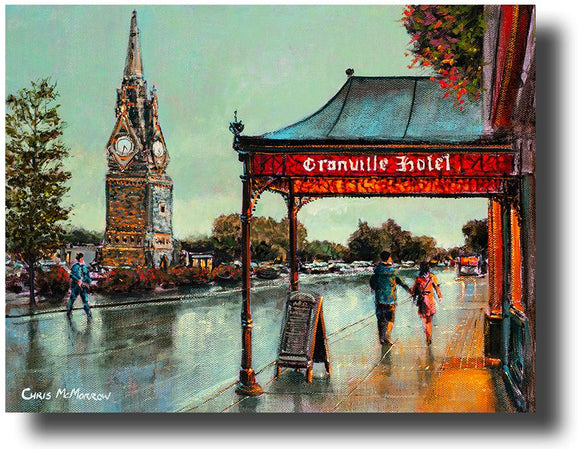 Waterford Paintings - Chris McMorrow Artist - Paintings and Prints