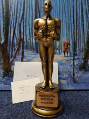 The 'Oscar' award for the Best Film at the March on Film Awards