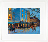 PETERS PUB - FRAMED print