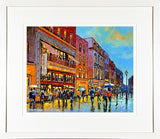 BEWLEYS - FRAMED print