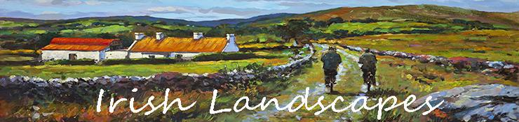 Irish Landscapes Paintings