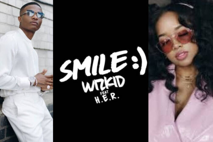 "Time to ""Smile"" as Muehleder Outfits Shine in New WizKid & H.E.R. Music Video"