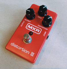 MXR Distortion III 2ND HAND