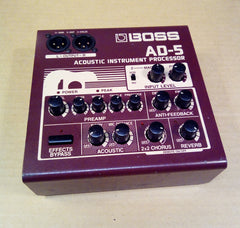 Boss AD-5 2ND HAND