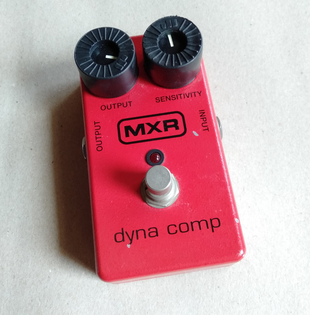 MXR Dyna Comp 2ND HAND