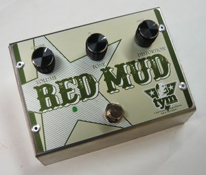 Tym Big Mud Red Army Overdrive Mk III LE